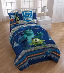 Amazoncom Disneypixar Monster University Scarecare Comforter Pictures With  Marvelous Bedding For Twin Beds Of Orpau Kel ...