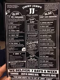 jimmy john s 14 photos 29 reviews sandwiches 12679 w sunrise blvd sunrise fl restaurant reviews phone number yelp