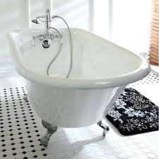 cast iron clawfoot tub bathtub value old average weight of