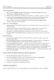 Sample Resume Builder Iv Construction Resume Sample Resume Builder Resume Templates 10
