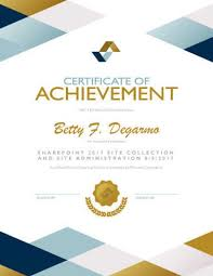 Printable Achievement Certificates 27 Printable Award Certificates Achievement Merit Honor