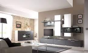 Wandgestaltung Wohnzimmer Brauntne Streifen Verwöhnen Farbgestaltung