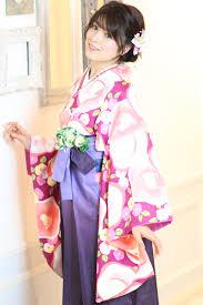 祝卒業卒業式の袴着付ヘアセット13000円 中目黒 Shout