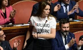 Lucia Borgonzoni, leghista per la storia.