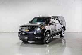 Armored Chevrolet Suburban For Sale - INKAS Armored Vehicles ...