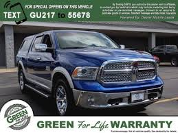 Used Ram EcoDiesel for Sale in Springfield | Green Dodge