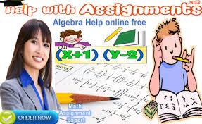 algebra help online help maths assignment algebra help online