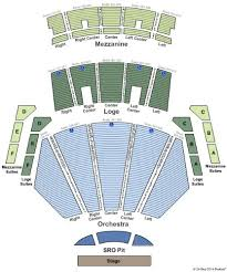 19 Right Microsoft Theatre Seating Chart