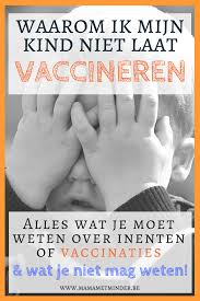 Pin op Vaccinaties