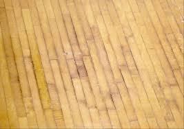 wear and tear from the sporting events for which the gymnasium was originally intended is primarily managed by adhering to strict maintenance routines and