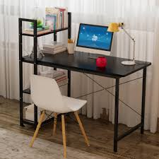 Desktop computer furniture Diy Build In Wall Clifton Black Willow 115x55cm Computer Desk Table Amazoncom Office Table For Sale Office Desk Prices Brands Review In