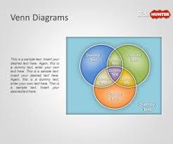 Insert Venn Diagram In Powerpoint Free Creative Venn Diagrams Powerpoint Template Free Powerpoint