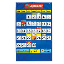 Where To Buy Pocket Charts Pacon Calendar Weather Pocket Chart Pacon Creative Products