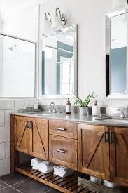 modern rustic bathroom design. Modern Rustic Farmhouse Style Master Bathroom Ideas 33 Modern Rustic Bathroom Design