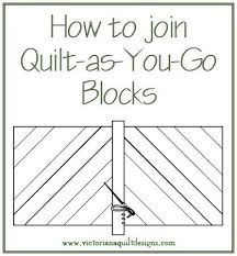 130 best Fun and Done Quilt patterns images on Pinterest ... & Request the free Quilt-as-You-Go Instructions here: http:/ Adamdwight.com