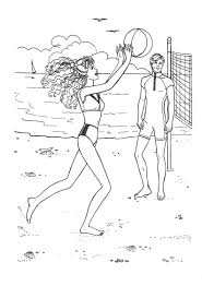 Barbie Coloring Pages Bing Images