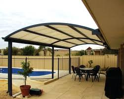 patio covers kits arched aluminum patio cover design to give more head room outdoor pertaining to patio covers kits
