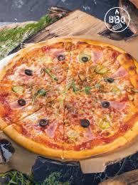 <b>пицца</b> мясная барбекю: свинина, <b>курица</b>, ветчина, маринованные ...