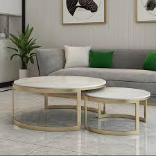 luxury livingroom coffee table set
