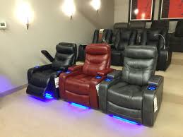 Home Theater Seating Led Lighting Pin On College Spaces