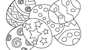 Egg Letters Coloring Page Easter Eggs Pages Online Psubarstoolcom