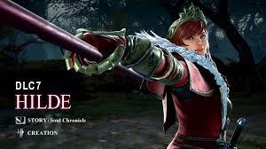 Soulcalibur Vi Reveals Hilde As First Season 2 Dlc Character