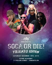 remedy thursdays dr jay de soca prince soca or die f r i e n d s edition