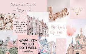 Pink Disney Macbook air Wallpaper ...