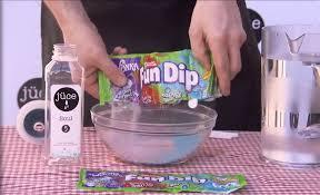 jimmy kimmel fake cold pressed juice prank skittles fun dip tang thrillist