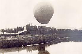 Биография Воздушный шар Русский на котором Д И Менделеев совершил полет для