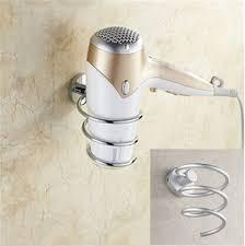 salon spiral wall mounted hair dryer