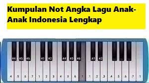 Lirik lagu paris barantai kalimantan selatan beserta not. Kumpulan Not Angka Pianika Lagu Anak Anak Indonesia Lengkap Calonpintar Com