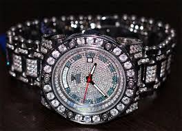 aqua master magnum 22 00 ct all way diamond mens watch