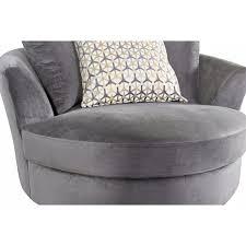 velvet barrel chair. Simple Barrel Villela Swivel Barrel Chair For Velvet R
