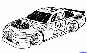 Small Picture Epic Nascar Coloring Pages 11 On Line Drawings with Nascar