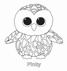Kleurplaat Herfstblad Mooi Owl Kleurplaten Fris Ty Art Gallery