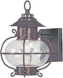 livex 2221 07 harbor nautical bronze outdoor wall light fixture loading zoom