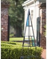 garden obelisk trellis. Kaleidoscope Obelisk Garden Trellis
