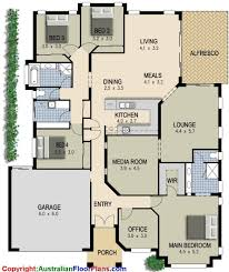 house plans with office. 4 Bedroom Plus Office House Plans Design Ideas 2017 2018 With