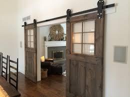Sliding Barn Doors Best Sliding Interior Barn Doors The Door Home Design
