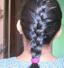 How To Make A Hair Style how to make french hair styles on curly hair by own youtube 4993 by wearticles.com