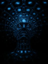Hereu0027s The One I Made From An Alex Grey Piece Of Art: ...
