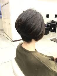 2018年夏大人可愛いボブヘアーショートボブボブ Within 結婚式 髪型