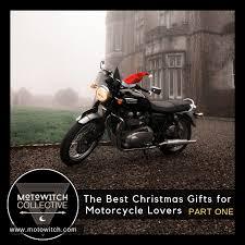 motowitch list for motorcycle part one triumph bonneville t100 outside irish castle with santa