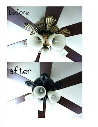 painting a ceiling fan fancy painting a ceiling fan paint ceiling fan spray paint ceiling fan