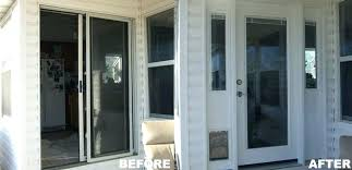sliding glass door nice replacement lovely mobile home doors rollers sli