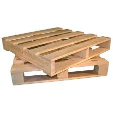 pallet. two way wooden pallet - vs 4 low side