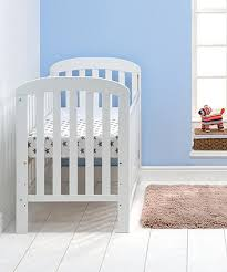blue nursery furniture. plain nursery east coast nursery anna dropside cot  white intended blue furniture r
