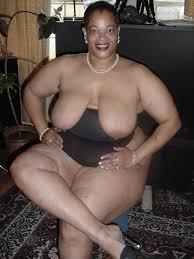 Big black mature thick woman