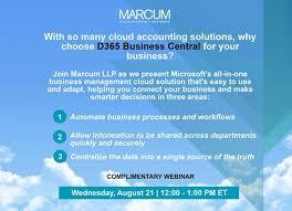 Marcum LLP - Join Marcum LLP partner Glenn Anstead and... | Facebook